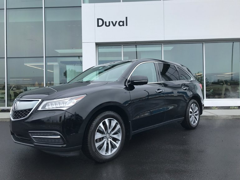 Used Acura MDX Tech Pkgb For Sale Duval Volkswagen - Duval acura used cars