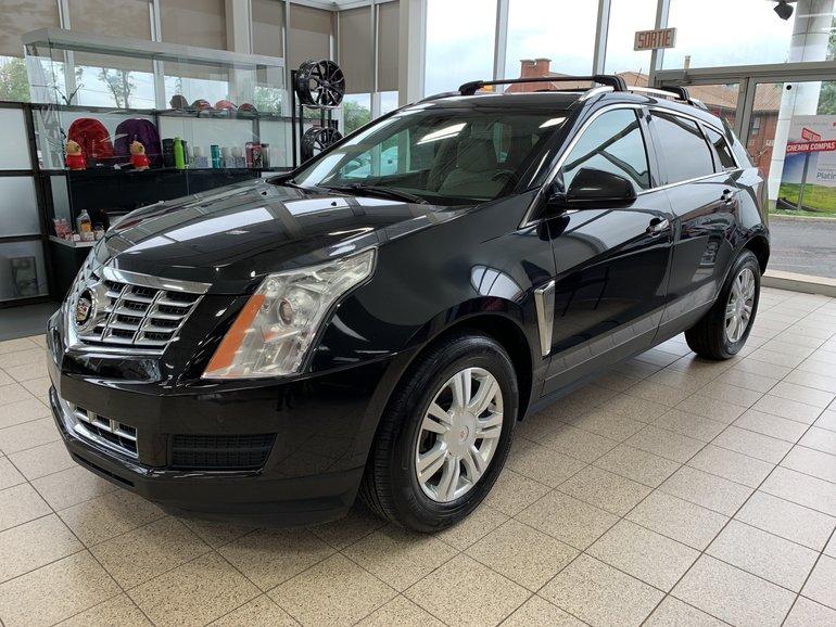 Cadillac SRX Luxury CUIR 4X4 BLUETOOTH GPS 2013
