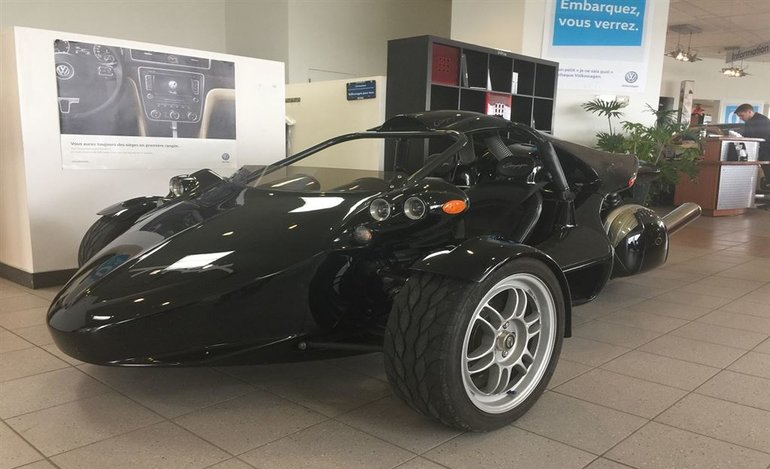 Used 2011 Campagna T Rex 14r For Sale 42995 0 Duval Volkswagen