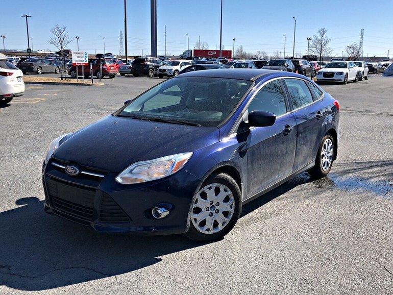 Ford Focus SE + CLIMATISATION + GROUPE ELECTRIQUE 2012
