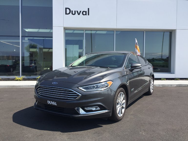 Ford Fusion Energi SE LUXURY 2017
