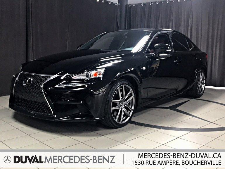 2015 Lexus IS 350 AWD F-SPORT NAVI