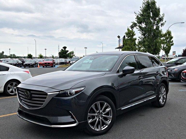 2017 Mazda CX-9 Signature + CUIR NAPA ROUGE + NAVIGATION