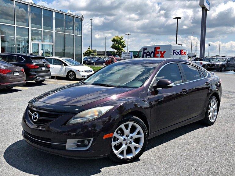 2011  Mazda6 GT + TOIT OUVRANT + SIÈGES ÉLECTRIQUES