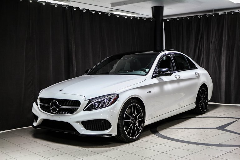 2018 Mercedes-Benz C43 AMG 4MATIC