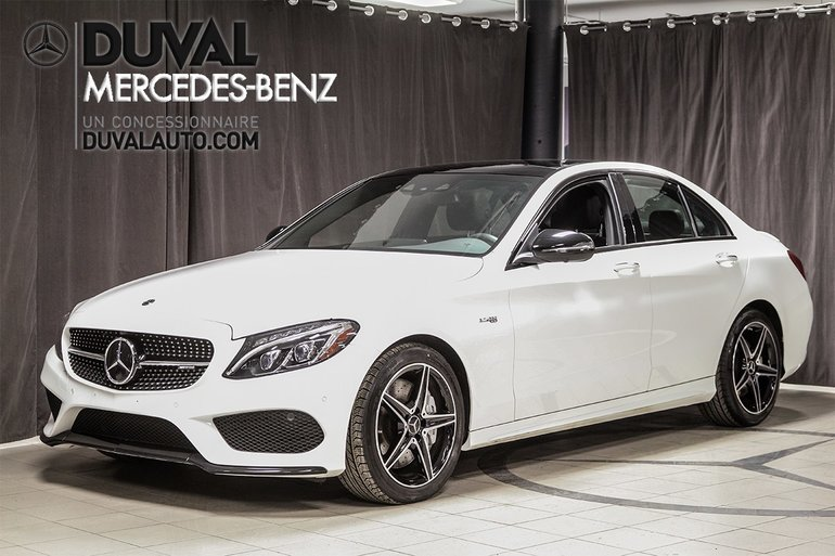 2018 Mercedes-Benz C43 AMG 4MATIC - Night Package