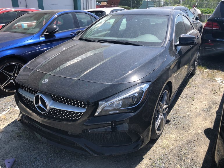 2018 Mercedes-Benz CLA250 TOIT PANO + PREMIUM + RABAIS DEMO 4000$
