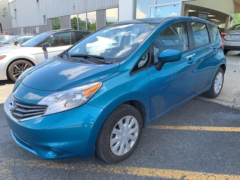 Nissan Versa Note SV BLUETOOTH CAMERA DE RECUL 2015