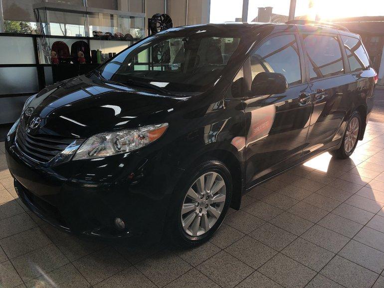 2014 Toyota Sienna XLE AWD *GPS, CUIR, BLUETOOTH*