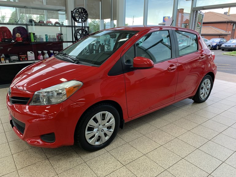 Toyota Yaris LE *AIR CLIMATISE, CRUISE CONTROL* 2014