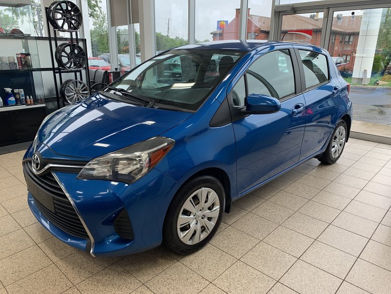 Toyota Yaris LE *BLUETOOTH, AIR CLIMATISE, CRUISE CONTROL* 2015