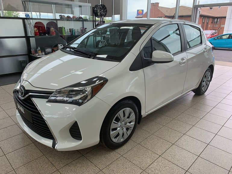 2016 Toyota Yaris LE AIR CLIMATISÉ BLUETOOTH
