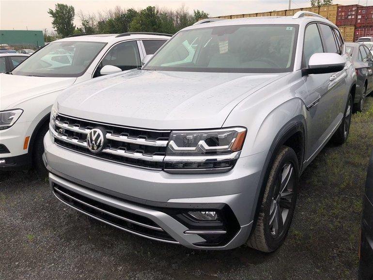 Volkswagen Atlas ***HIGHLINE R-LINE*** AWD TOIT PANO NAV MAGS 20 2018
