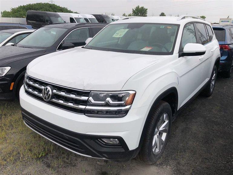 Volkswagen Atlas ***COMFORTLINE***AWD TOIT PANO NAV MAGS 2018