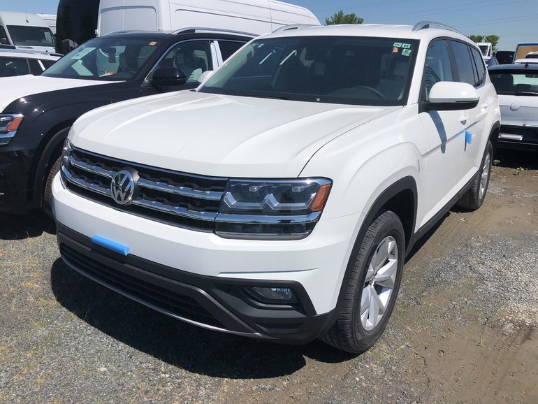 Volkswagen Atlas 3.6 FSI Comfortline 2019