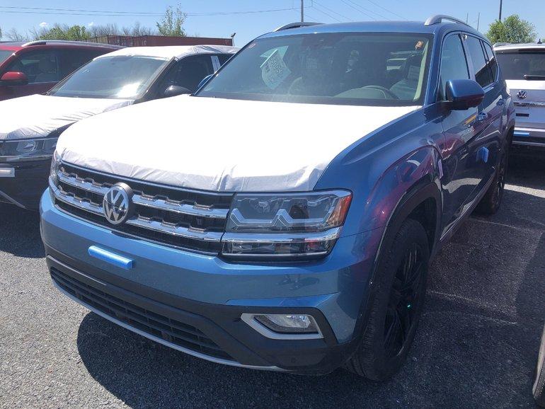 Volkswagen Atlas 3.6 FSI Execline 2019