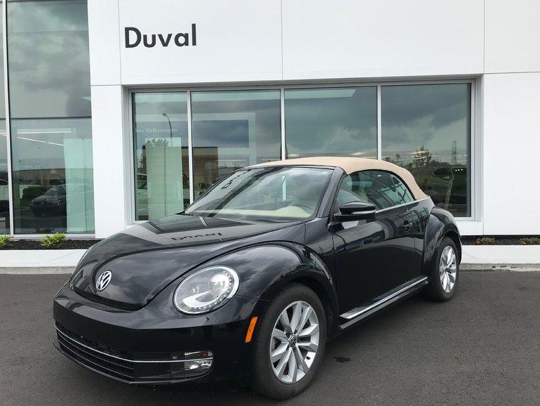 Volkswagen Beetle Convertible HIGHLINE 2015