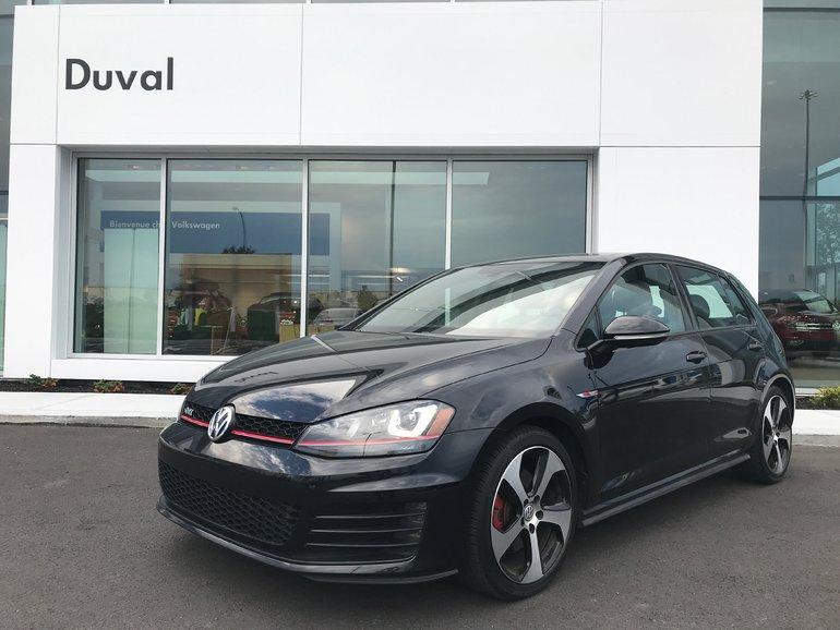 Volkswagen Golf GTI Autobahn 2017