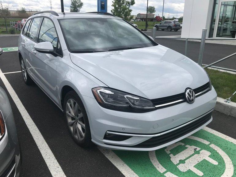 2018 Volkswagen GOLF SPORTWAGEN ***SPÉCIAL DÉMO*** COMFORTLINE *** CAMÉRA DE RECUL