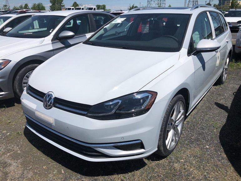 Volkswagen GOLF SPORTWAGEN 1.8 TSI Execline 2019