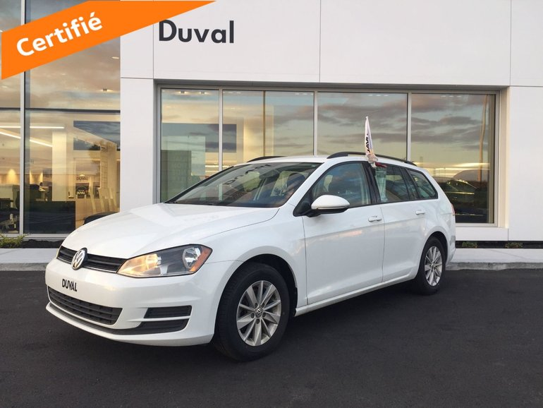 2015 Volkswagen Golf Sportwagon SPORTWAGON