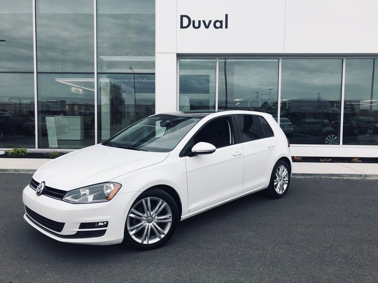 Volkswagen Golf Tdi Highline 2015