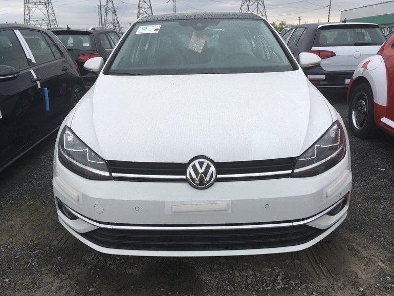 Volkswagen Golf HIGHLINE 2018