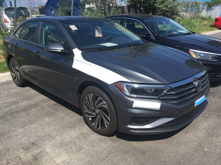 Volkswagen Jetta COMFORTLINE 2019
