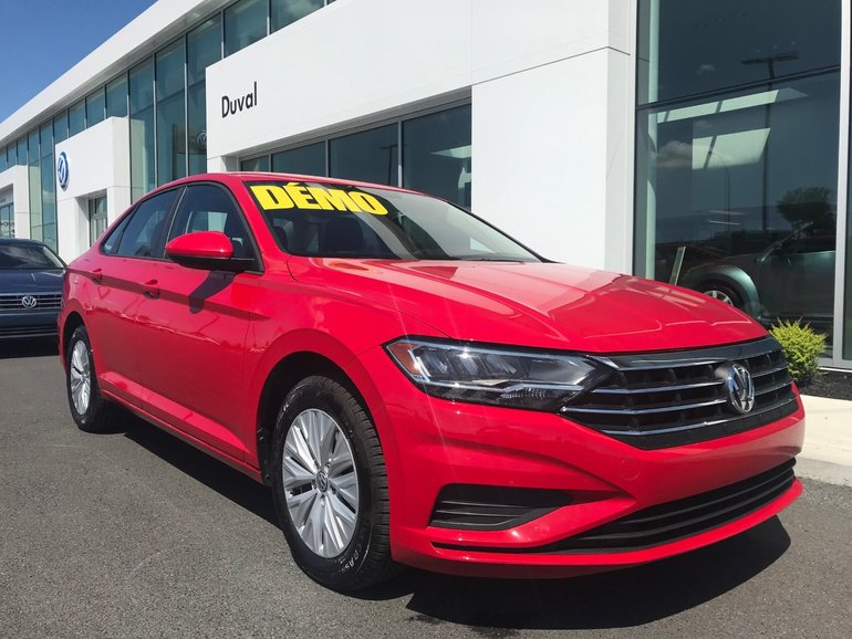 Volkswagen Jetta ***SPÉCIAL DÉMO*** COMFORTLINE AUTOMATIQUE 2019