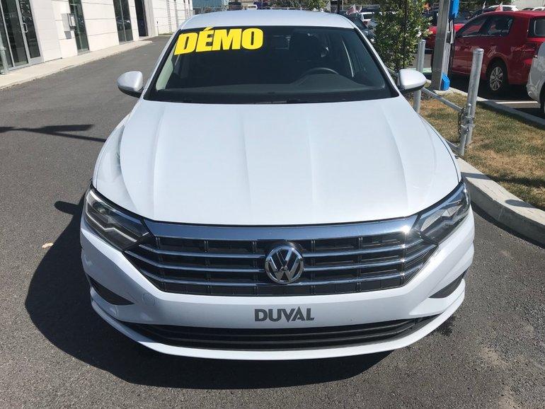 2019 Volkswagen Jetta ***SPECIAL DEMO*** COMFORTLINE AUTOMATIQUE
