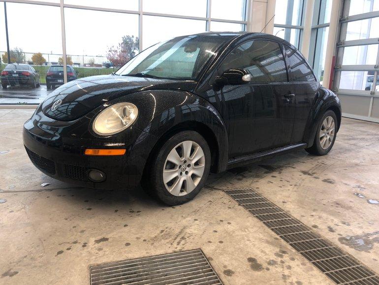 2008 Volkswagen New Beetle coupe Trendline