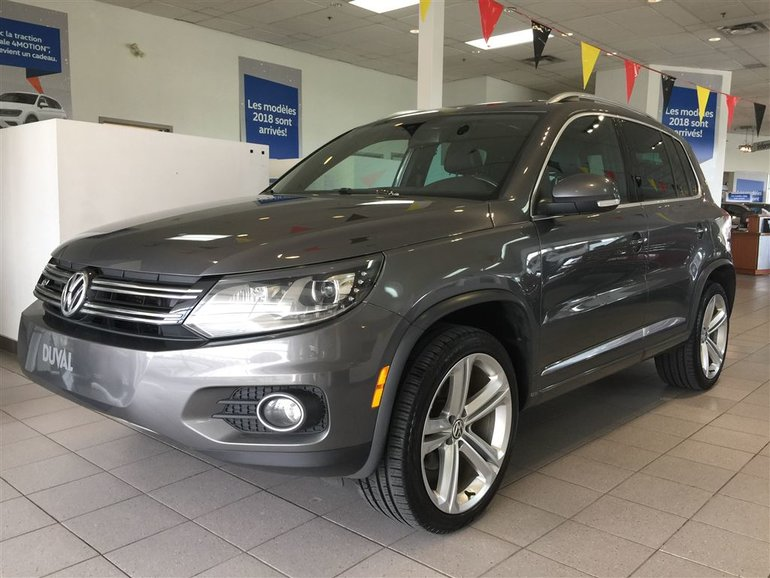 Used 2014 volkswagen tiguan highline r line awd cuir toit for sale 2014 volkswagen tiguan highline r line awd cuir toit thecheapjerseys Image collections