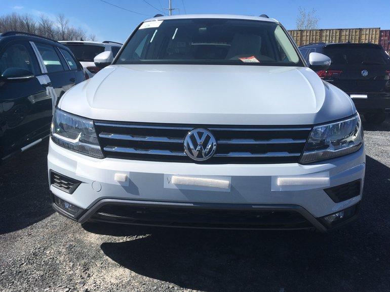 Volkswagen Tiguan COMFORTLINE 2018