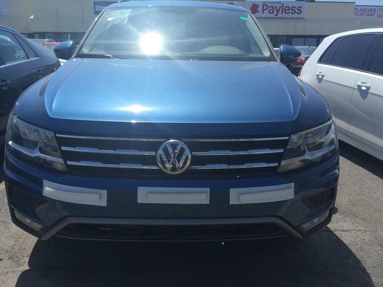 Volkswagen Tiguan Comfortline AWD 4MOTION RABAIS 2000$ 2018