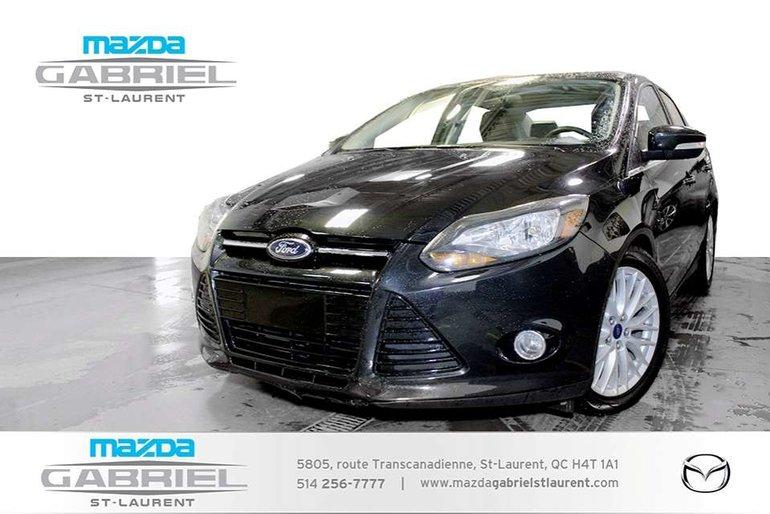 Ford Focus Titanium + CUIR + SEULEMENT 38 000KM + TOIT 2014