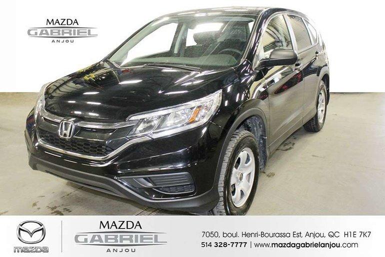 2016 Honda CR-V LX+AWD+CAM ****JAMAIS ACCIDENTÉ*****