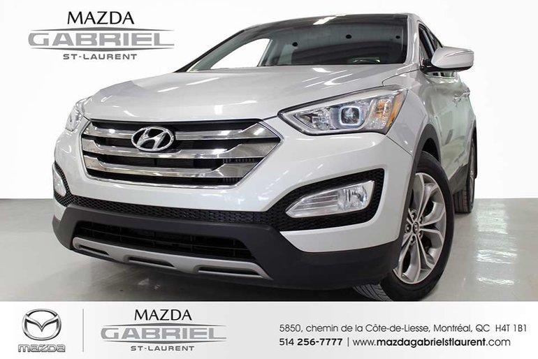 2013 Hyundai Santa Fe Sport 2.0T AWD +  No Accident-Car Fax available