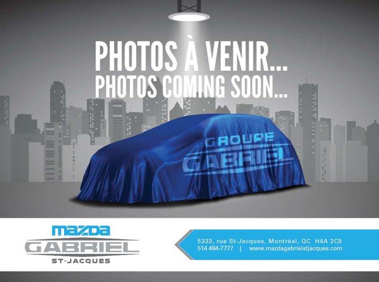 2016 Mazda CX-3 GS FWD +BLUETOOTH+CRUISE+CAMERA DE RECUL