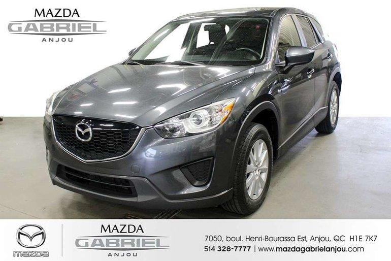 2014 Mazda CX-5 GX+A/C+BLUETOOTH
