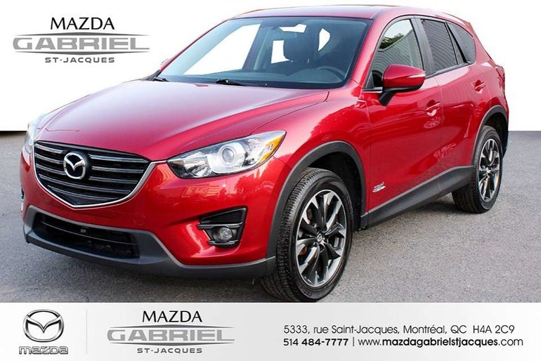 2016 Mazda CX-5 GS AWD +BLUETOOTH+CRUISE+CAMERA DE RECUL