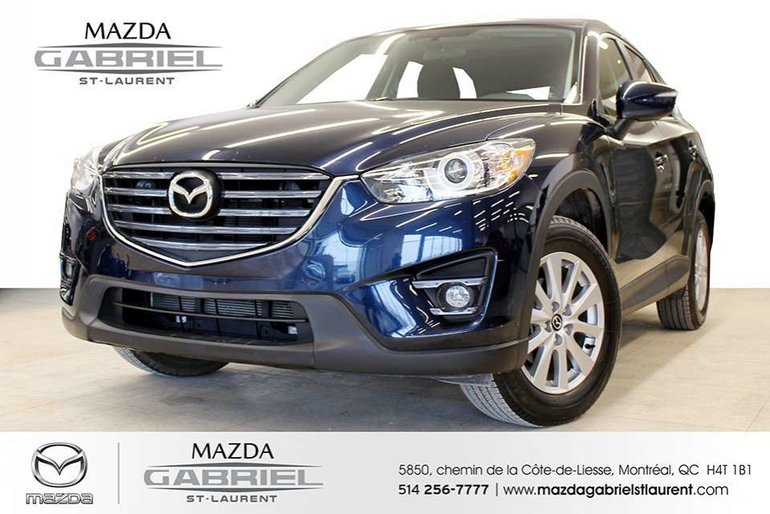 Mazda CX-5 GS + Touring AWD NO ACCIDENT (CARFAX AVAILABLE) + ONE OWNER + LOW MILAGE 2016