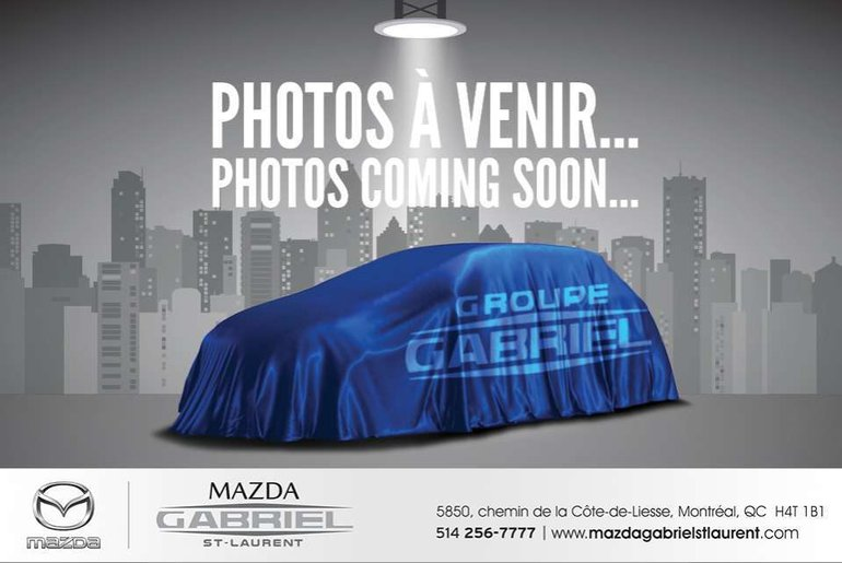 2011 Mazda CX-7 GT AWD + CUIR +  TOIT + CAMERA DE RECUL