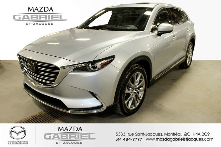 Mazda CX-9 Signature AWD +BLUETOOTH+CRUISE+CAMERA DE RECUL 2017