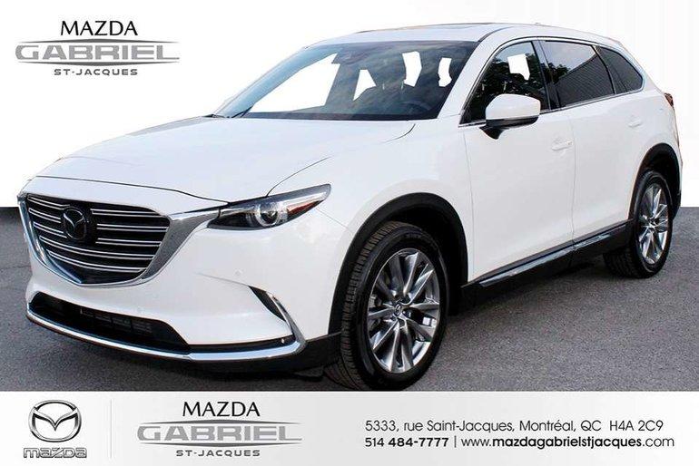 Mazda CX-9 Grand Touring AWD +BLUETOOTH+CRUISE+CAMERA DE RECUL 2018