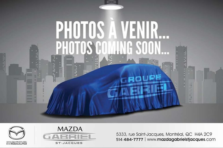 2016 Mazda Mazda3 GT  +BLUETOOTH+CRUISE+CAMERA DE RECUL