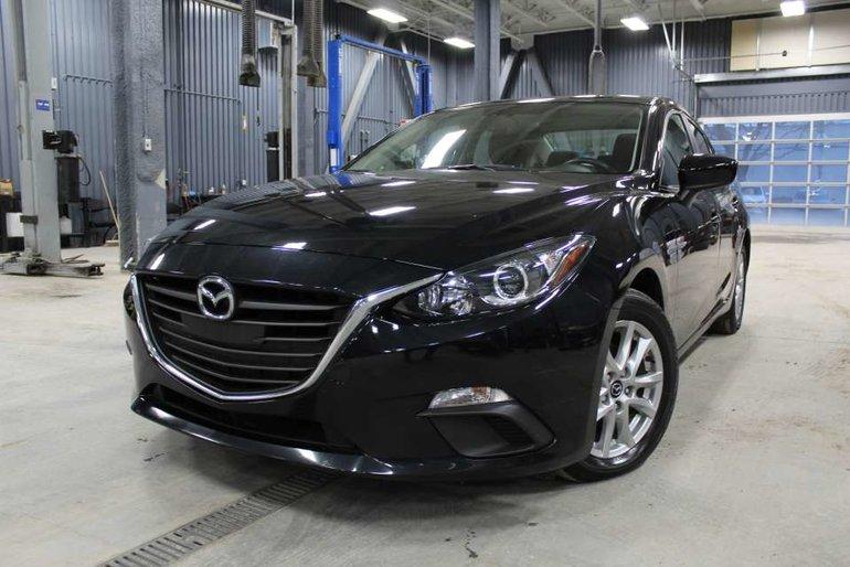 2016 Mazda Mazda3 GS + TOIT +  CAMERA DE RECUL + SIEGES CHAUFFANTS