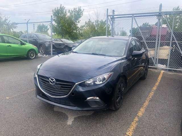 Mazda3 GX+CAM+AC 2016