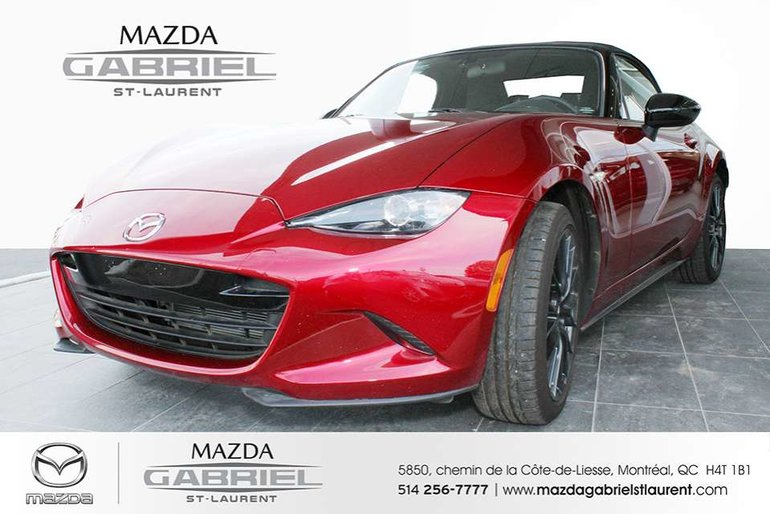 2018 Mazda MX-5 Miata MX-5 Miata BRAND NEW CAR AT USED PRICE
