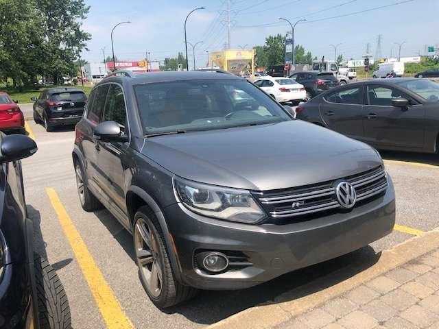 Volkswagen Tiguan R LINE+PNEU HIVER 2014