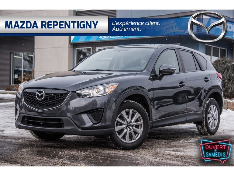 Mazda CX-5 GX, Mags, A/C, Bluetooth 2015